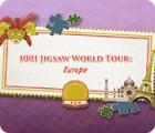 Permainan 1001 Jigsaw World Tour: Europe