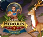 Permainan 12 Labours of Hercules X: Greed for Speed