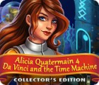 Permainan Alicia Quatermain 4: Da Vinci and the Time Machine Collector's Edition