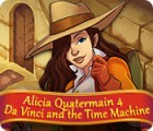 Permainan Alicia Quatermain 4: Da Vinci and the Time Machine