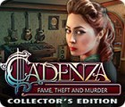 Permainan Cadenza: Fame, Theft and Murder Collector's Edition