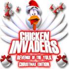 Permainan Chicken Invaders 3 Christmas Edition