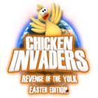 Permainan Chicken Invaders 3: Revenge of the Yolk Easter Edition