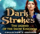 Permainan Dark Strokes: The Legend of Snow Kingdom. Collector's Edition