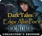Permainan Dark Tales: Edgar Allan Poe's Lenore Collector's Edition