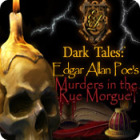 Permainan Dark Tales: Edgar Allan Poe's Murders in the Rue Morgue