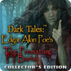 Permainan Dark Tales: Edgar Allan Poe's The Premature Burial Collector's Edition