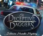 Permainan The Deceptive Daggers: Solitaire Murder Mystery