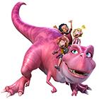 Permainan Dino Time untuk permainan memori