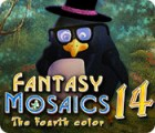 Permainan Fantasy Mosaics 14: Fourth Color