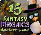 Permainan Fantasy Mosaics 15: Ancient Land