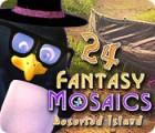 Permainan Fantasy Mosaics 24: Deserted Island