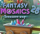 Permainan Fantasy Mosaics 28: Treasure Map