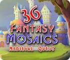 Permainan Fantasy Mosaics 36: Medieval Quest
