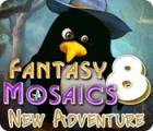 Permainan Fantasy Mosaics 8: New Adventure