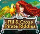 Permainan Fill and Cross Pirate Riddles