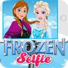 Permainan Frozen Selfie Make Up