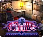Permainan Ghost Files: Memory of a Crime