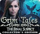 Permainan Grim Tales: The Final Suspect Collector's Edition