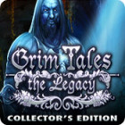Permainan Grim Tales: The Legacy Collector's Edition