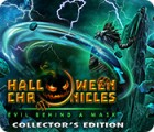 Permainan Halloween Chronicles: Evil Behind a Mask Collector's Edition