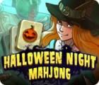 Permainan Halloween Night Mahjong