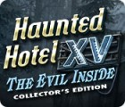 Permainan Haunted Hotel XV: The Evil Inside Collector's Edition
