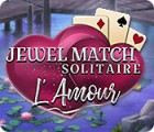 Permainan Jewel Match Solitaire: L'Amour
