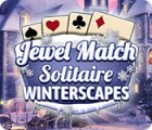 Permainan Jewel Match Solitaire: Winterscapes