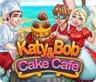 Permainan Katy and Bob: Cake Cafe