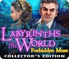 Permainan Labyrinths of the World: Forbidden Muse Collector's Edition