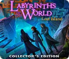 Permainan Labyrinths of the World: Lost Island Collector's Edition
