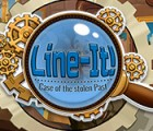 Permainan Line-it! : Case of the Stolen Past
