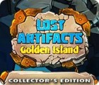 Permainan Lost Artifacts: Golden Island Collector's Edition