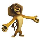 Permainan Madagascar 3 Mewarnai