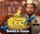 Permainan Memoirs of Murder: Behind the Scenes