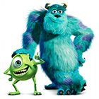 Permainan Permainan Memori Monsters University