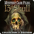 Permainan Mystery Case Files: 13th Skull Collector's Edition