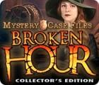Permainan Mystery Case Files: Broken Hour Collector's Edition