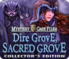 Permainan Mystery Case Files: Dire Grove, Sacred Grove Collector's Edition