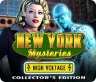 Permainan New York Mysteries: High Voltage Collector's Edition