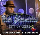 Permainan Noir Chronicles: City of Crime Collector's Edition