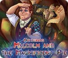 Permainan Nonograms: Malcolm and the Magnificent Pie