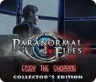 Permainan Paranormal Files: Enjoy the Shopping Collector's Edition