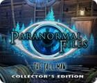 Permainan Paranormal Files: The Tall Man Collector's Edition