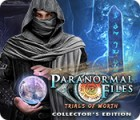 Permainan Paranormal Files: Trials of Worth Collector's Edition
