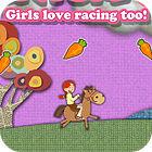 Permainan Pony  Adventure. Girl With Album
