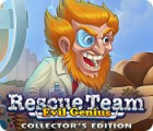 Rescue Team: Evil Genius Collector's Edition game