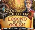 Permainan Royal Detective: Legend Of The Golem Collector's Edition