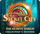 Permainan Secret City: The Human Threat Collector's Edition